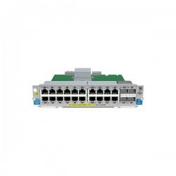 Hewlett Packard Enterprise 20-port Gig-T / 2-port 10GbE SFP+ v2