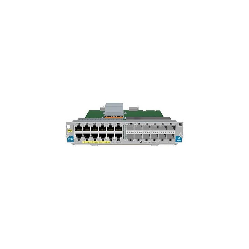 HP 12-port Gig-T / 12-port SFP v2 zl Module
