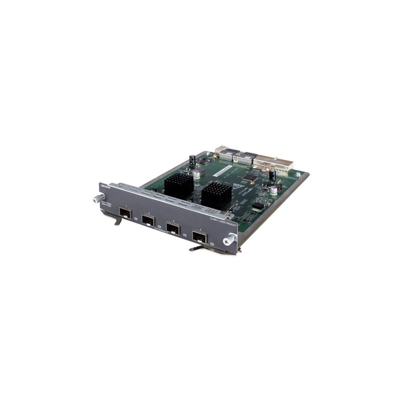HP 5800 4-port 10GbE SFP+ Module