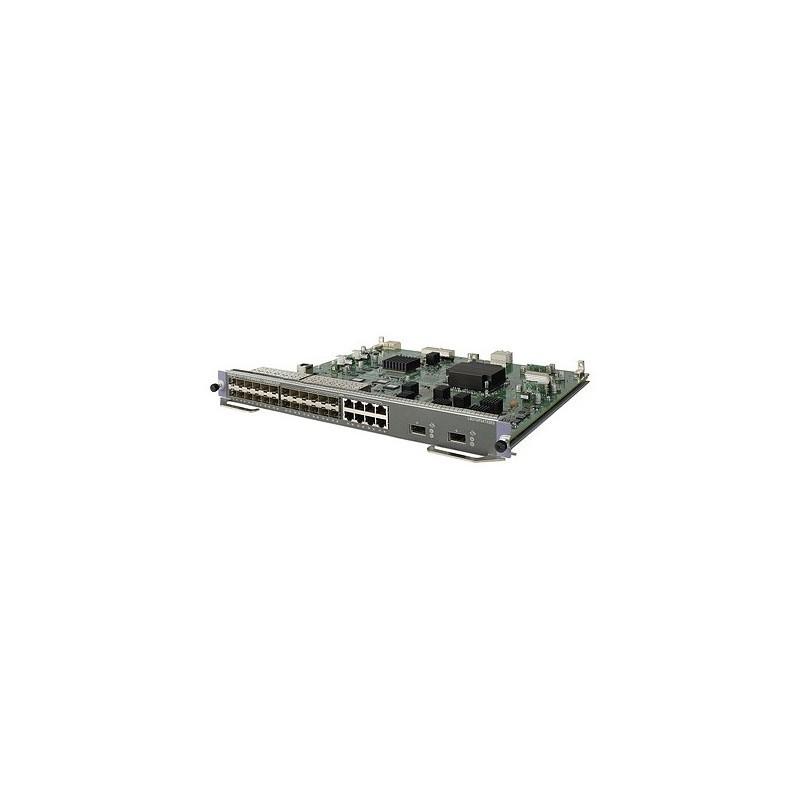 HP 10500 16-port GbE SFP / 8-port GbE Combo / 2-port 10GbE XFP SE Module