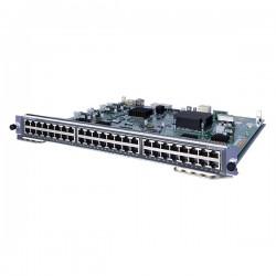 Hewlett Packard Enterprise 10500 48-port Gig-T SE Module
