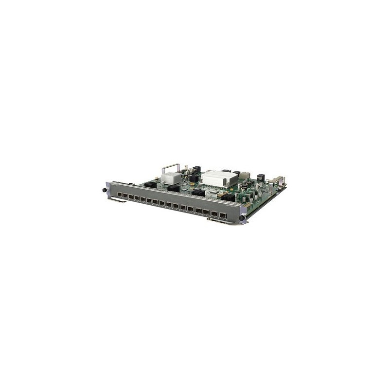 HP 10500 16-port 10GbE SFP+ SC Module