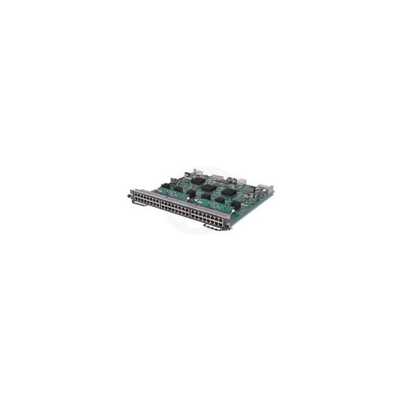 HP  A7500 48-port 10/100Base-TX PoE-upgradable SA Module