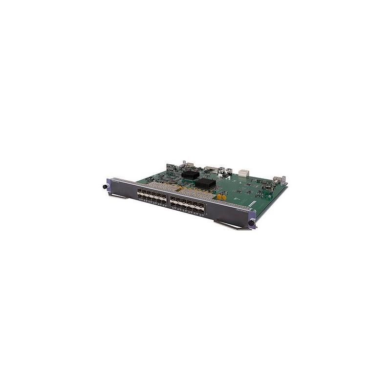 HP  A7500 24-port GbE SFP SC Module
