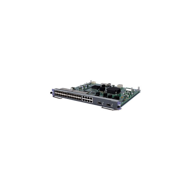 HP  A7500 24-port GbE SFP/2-port 10GbE XFP SD Module