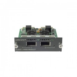 Hewlett Packard Enterprise 5500 2-port 10GbE XFP