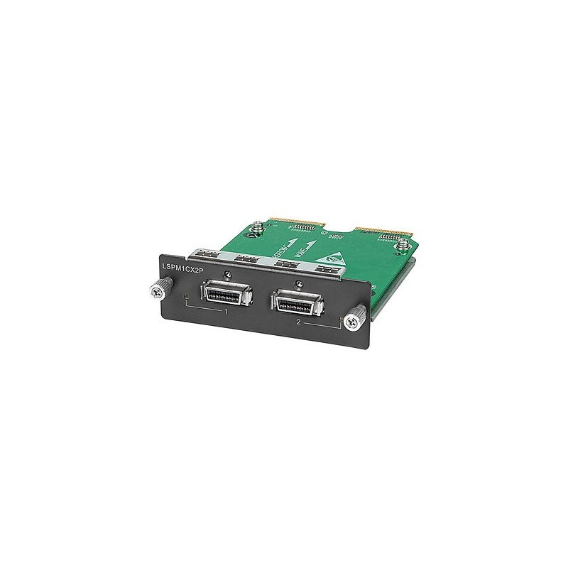HP 5500 2-port 10GbE Local Connect Module