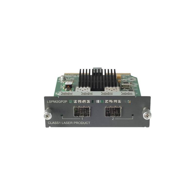 HP A5500/A5120-EI 2-Port GbE SFP Module