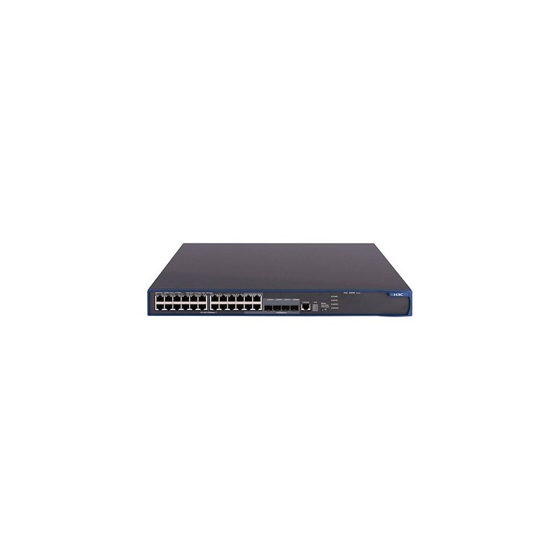 HP A A5500-24G EI Switch with 2 Interface Slots