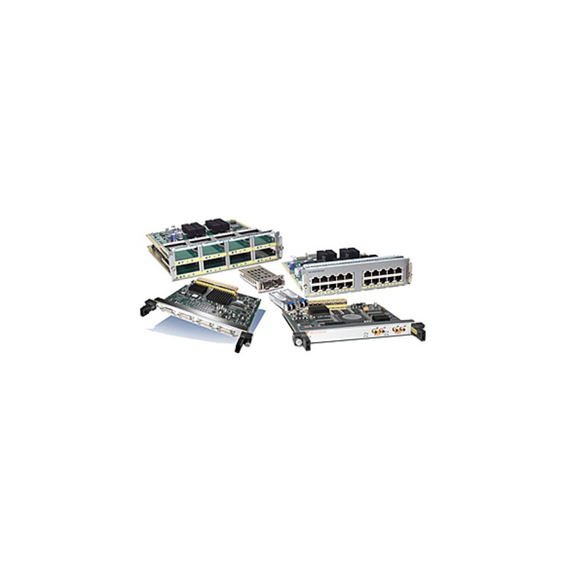 HP A-MSR 1-port GbE Combo SIC Module