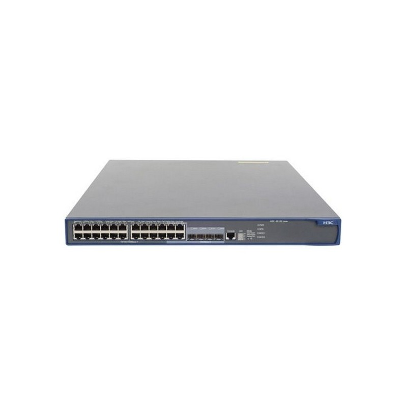 HP 5500-24G-PoE+ EI Switch with 2 Interface Slots