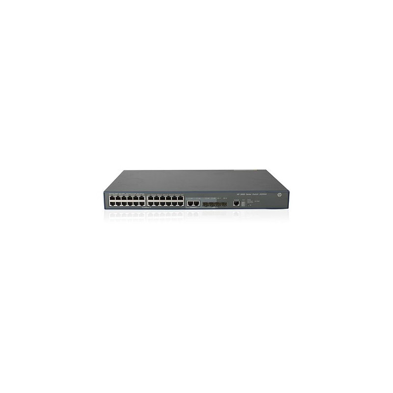 HP 3600-24 v2 SI Switch