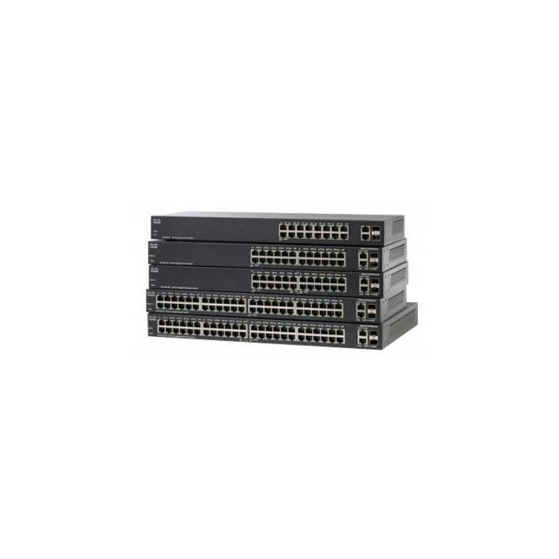 Cisco  SF200-24P