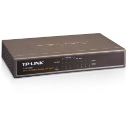 TP-LINK 8-port 10/100 PoE Switch