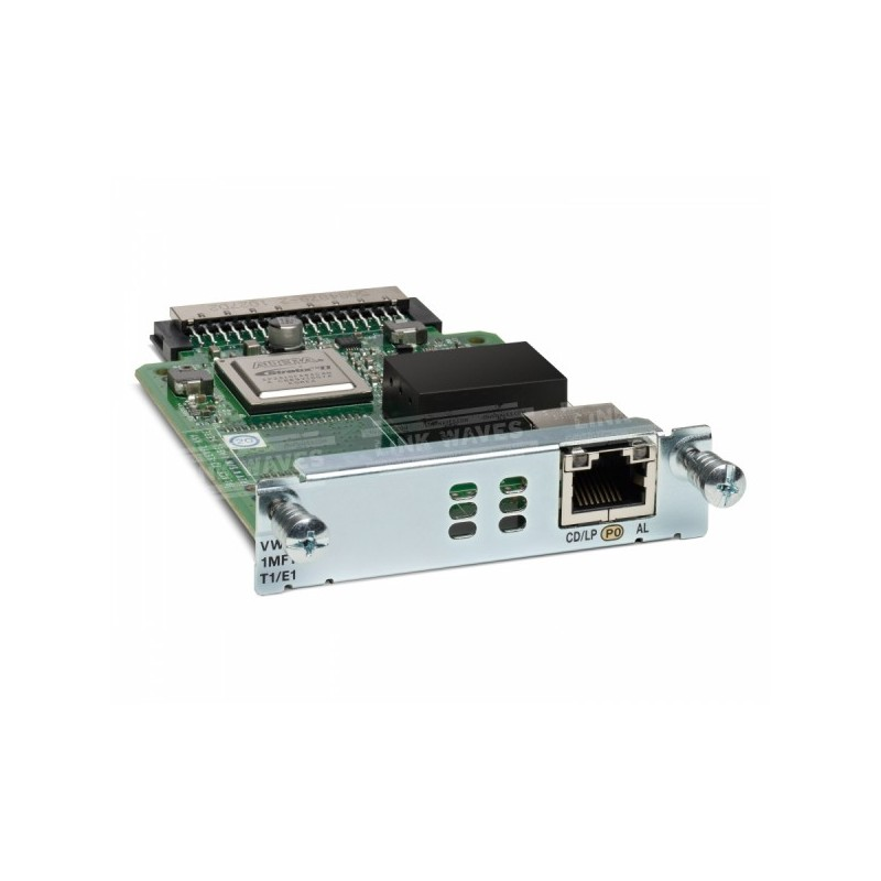 Cisco VWIC3-1MFT-G703 network card & adapter