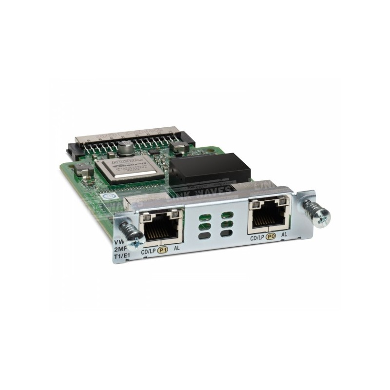 Cisco VWIC3-2MFT-T1/E1