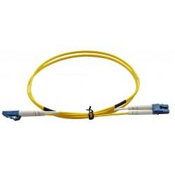 LC - LC Singlemode (9/125) Duplex Fibre Patch Lead