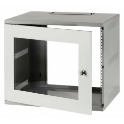 9u 300mm Deep Wall Mounted Network Cabinet