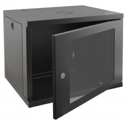 9u 450mm Deep Wall Mounted Data Cabinet