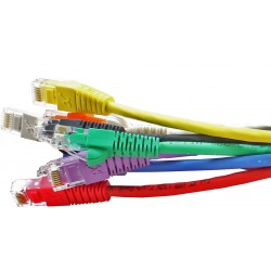 Custom Cat5e UTP RJ45 Patch Leads