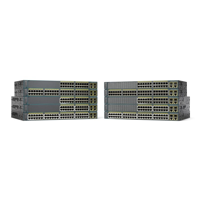 Cisco Catalyst 2960-Plus
