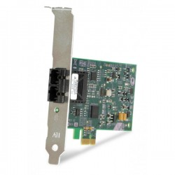Allied Telesis PCI-Express Fast Ethernet Fiber NIC (SC)
