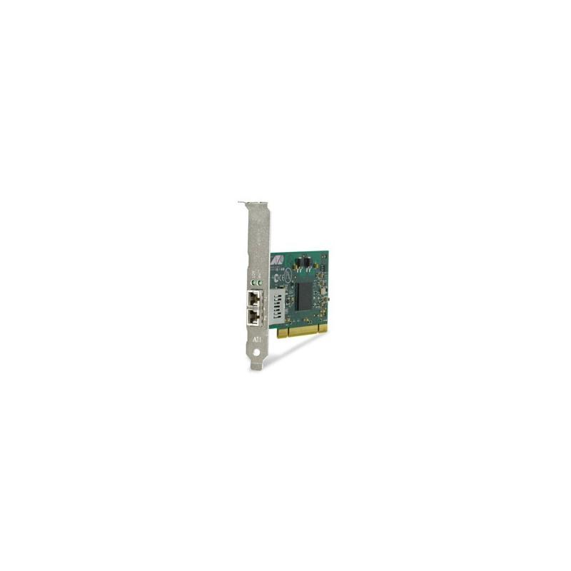 Allied Telesis  32bit PCI Gigabit Fiber Adapter Card