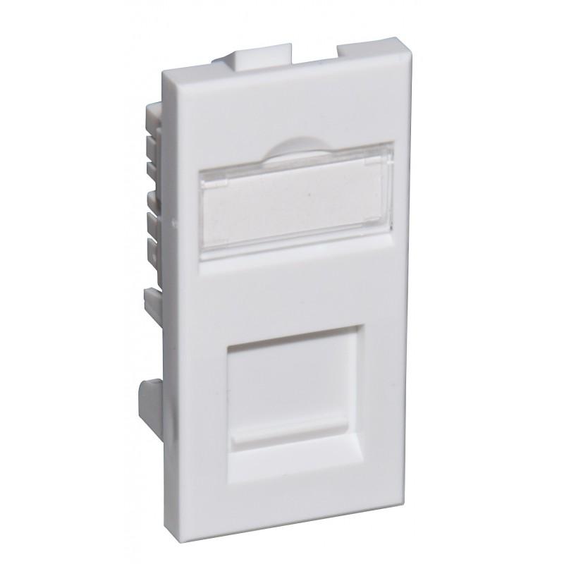 cat5e ftp shielded rj45 module (euromod size) cat5e modules and