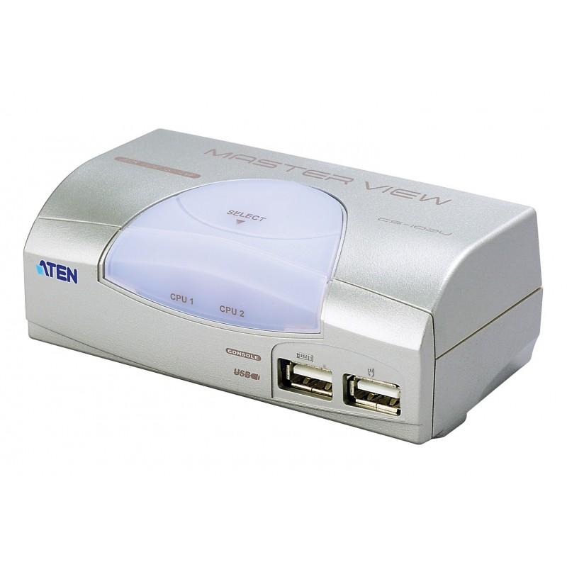 Aten CS102U 2-Port USB KVMP™ Switch