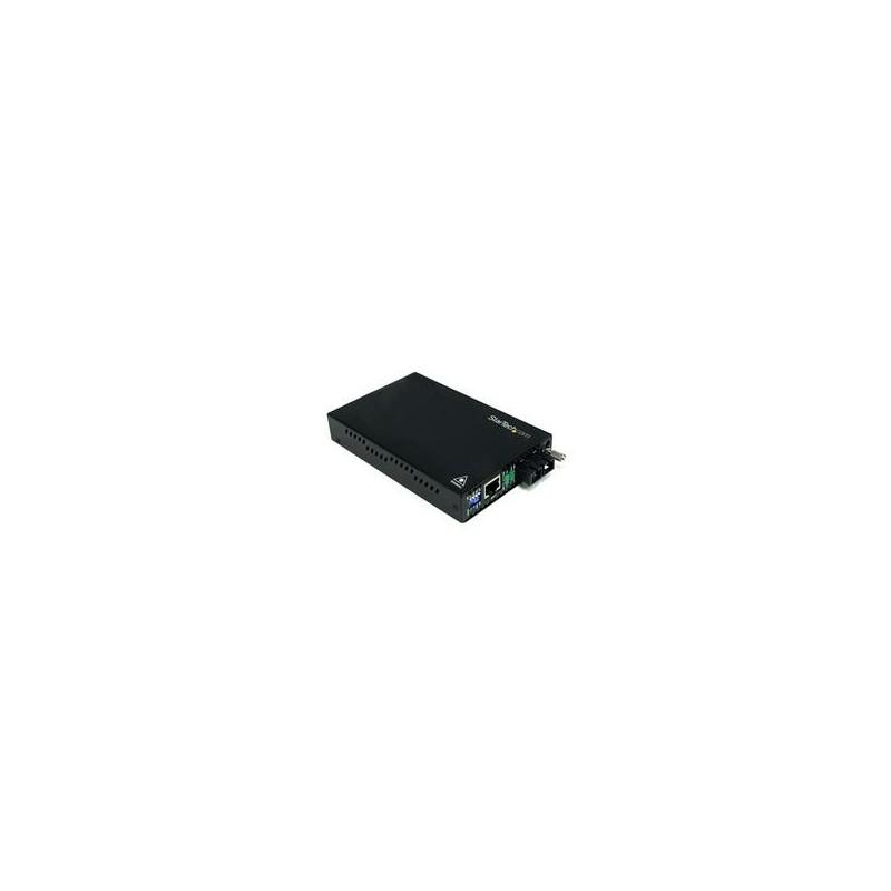 StarTech.com 10/100 Mbps Multi Mode Fibre Media Converter SC 2 km