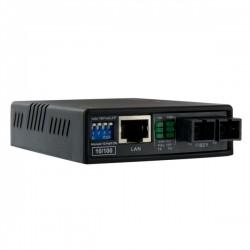 StarTech.com Ethernet Fiber Media Converter