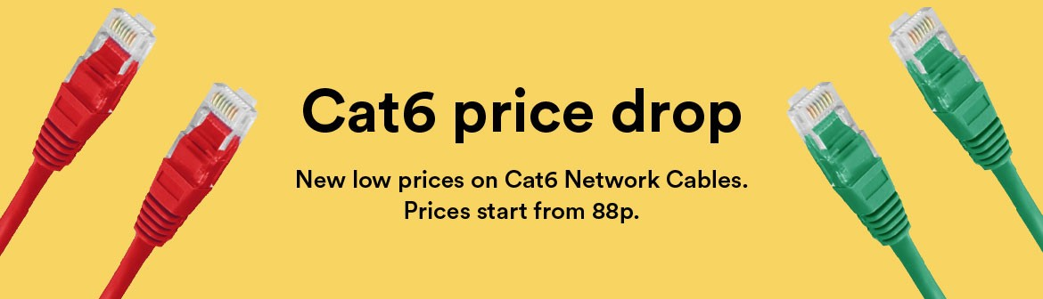 Cat6 Price Drop