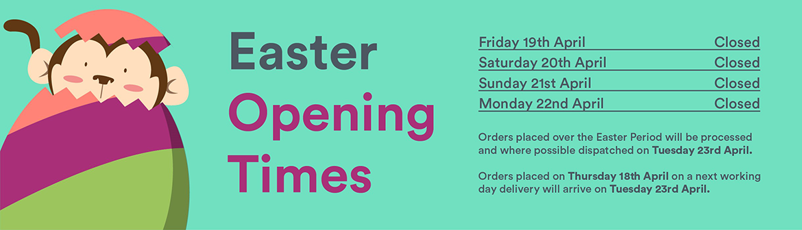 Easter 2019 Opening Times