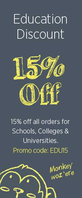 15% education discount